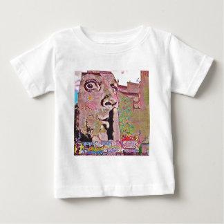Paris graffiti Pomipidou Museum Baby T-Shirt