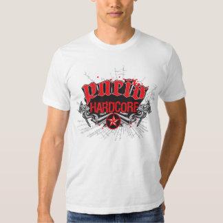 Paris Hardcore t-shirt