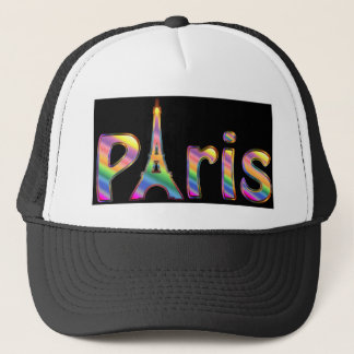 Paris, hat, for sale ! trucker hat