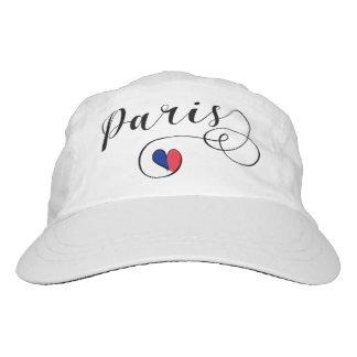 Paris Heart Cap Hat, France