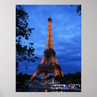 Paris Highlights Poster