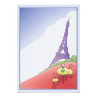 Paris Holiday © Card