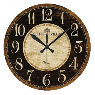 Paris Hotel Clock