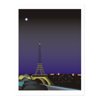 PARIS I POSTCARD