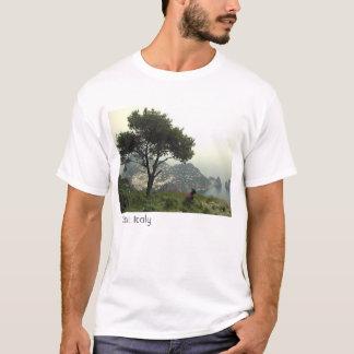 Paris in Capri, Capri, Italy T-Shirt