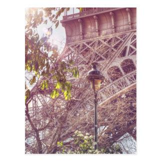 Paris in Spring Postcard