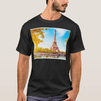 Paris in The Fall T-Shirt