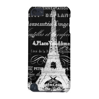 Paris iPad Touch Case Black
