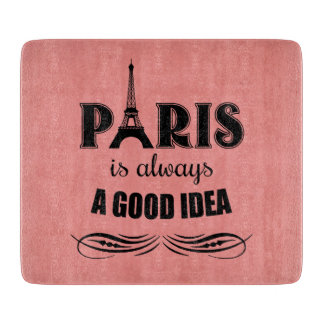 Paris is always a good idea boards