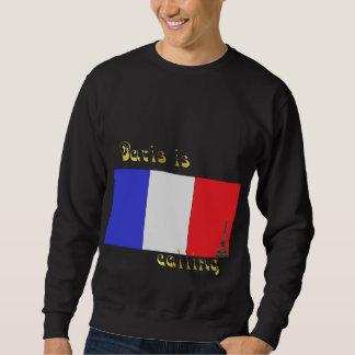 Paris is calling sweatshirt