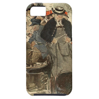 Paris July 1905 iPhone 5 Cover