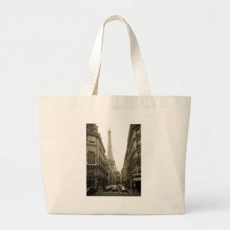 Paris Jumbo Tote Bag