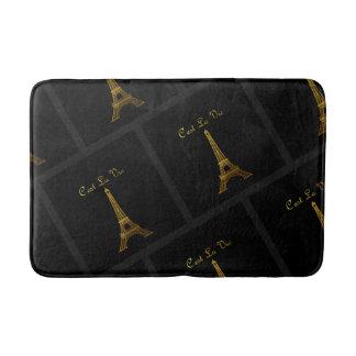 Paris: La Tour Eiffel Bath Mat