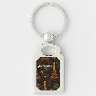 Paris: La Tour Eiffel Keychain