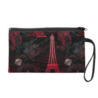 Paris: La Tour Eiffel Wristlet