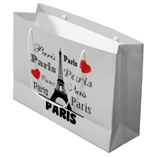Paris Large Gift Bag
