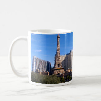 Paris Las Vegas Coffee Mug