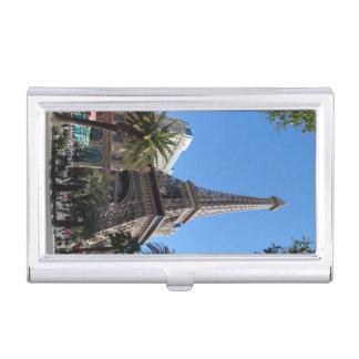 Paris Las Vegas Hotel &Casino Business Card Holder