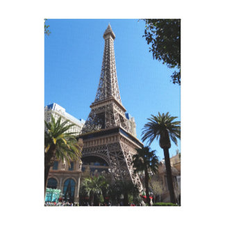 Paris Las Vegas Hotel & Casino Canvas