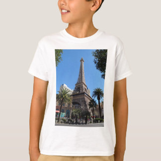 Paris Las Vegas Hotel & Casino Kid's T-shirt