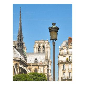 Paris Letterhead Template