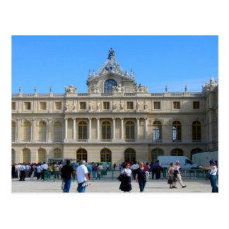 Paris, Louvre Postcard