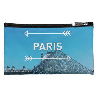 Paris Louvre Travel Pouch Cosmetic Bag