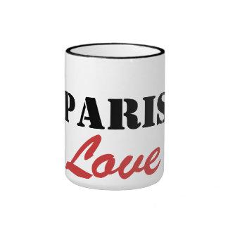 Paris Love Mug