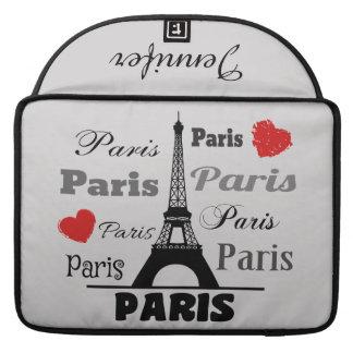 Paris MacBook Pro Sleeves