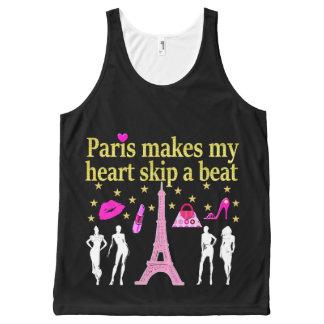 PARIS MAKES MY HEART SKIP A BEAT