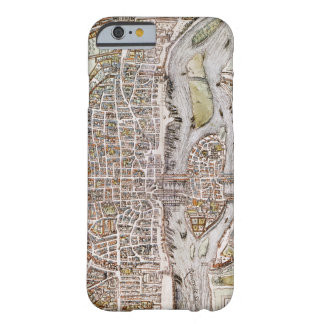 PARIS MAP, 1581 BARELY THERE iPhone 6 CASE