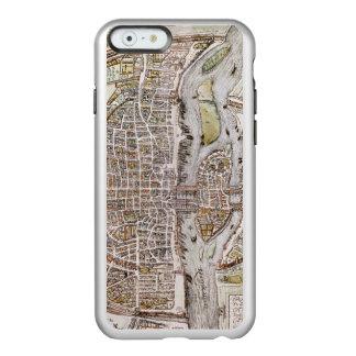 PARIS MAP, 1581 INCIPIO FEATHER® SHINE iPhone 6 CASE