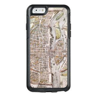 PARIS MAP, 1581 OtterBox iPhone 6/6S CASE