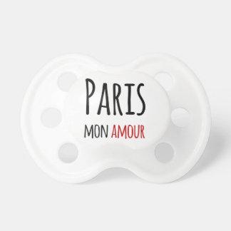Paris, Mon amour Pacifier