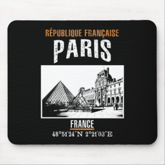 Paris Mouse Pad