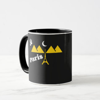 Paris Mugs... Mug