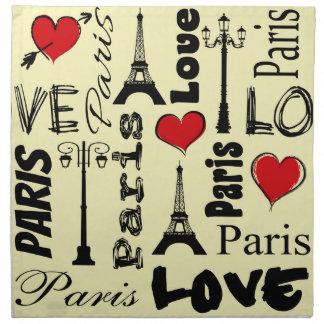 Paris Napkin