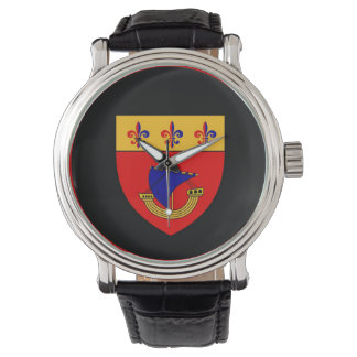 Paris: New Coat of Arms suggestion Watches