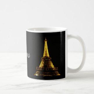 Paris Nights Coffee Mug