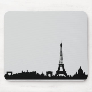 Paris Nights Mouse Pad