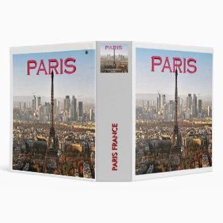PARIS (OLUMIDE H GBADAMOSI DESIGN ) VINYL BINDER