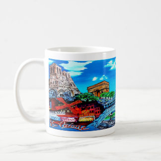 Paris Packs www.zazzle.fr/arnodiedrich Coffee Mug
