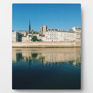 Paris Panorama - Ile Saint Louis Plaque