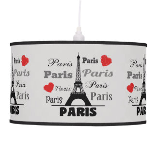 Paris Pendant Lamp