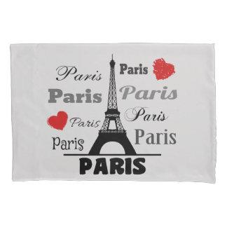 Paris Pillowcase