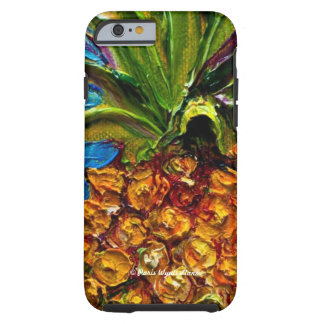 Paris' Pineapple Tough iPhone 6 Case