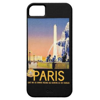 Paris ~ Place del la Concorde Case For The iPhone 5
