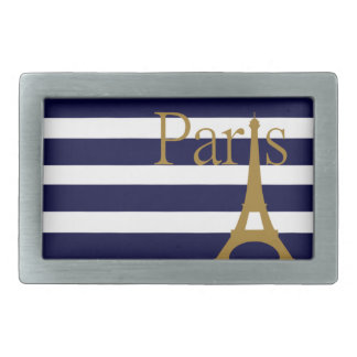 Paris Rectangular Belt Buckle