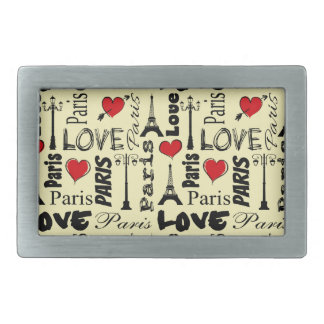 Paris Rectangular Belt Buckles