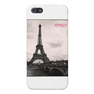 paris retro cover for iPhone 5/5S